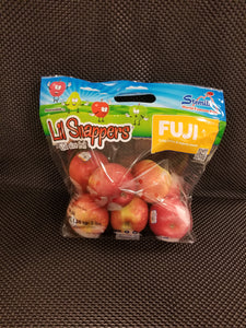 Apples, Fuji Organic, Lil Snapper 3lb Bag