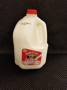 Dairy, Milk Whole - 1 Gallon