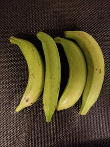 Plantains Green 4 Each