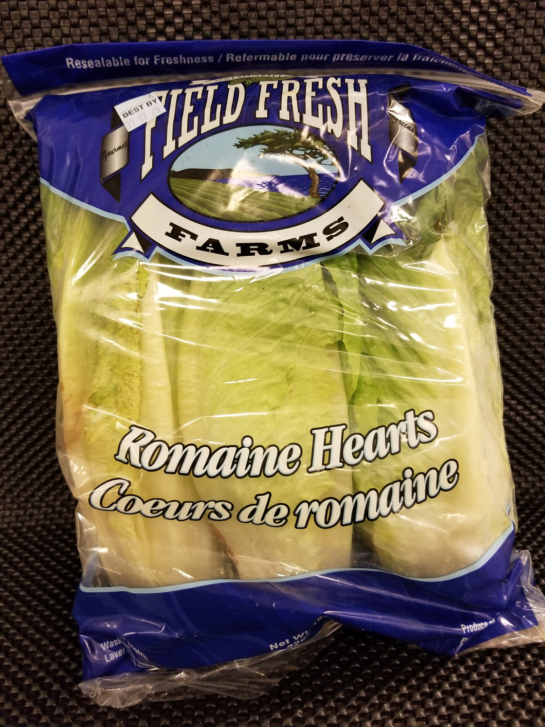 Lettuce, Romaine Hearts 3each Bag
