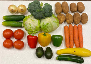 Assorted Vegetable Box