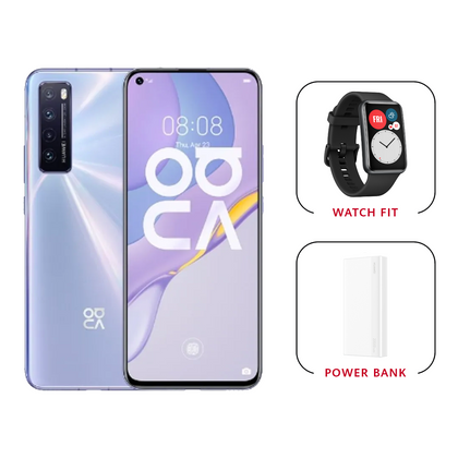 HUAWEI Nova 7 + WATCH Fit + POWER BANK