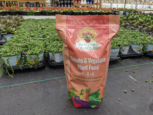 CSide Tomato & Veg Feed 3lb  -  Plant Care / Plan
