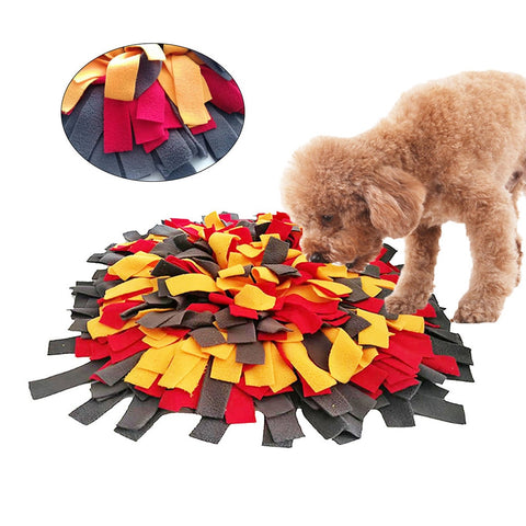 Pet & Puppy Snuffle Mat Pet Puzzle Toy