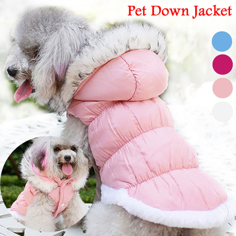 Pet Clothing Polyester Hoodied Sweatshirts Dog Cat Clothes