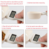 Pet Food Electronic Measuring Spoon Scale  250ml
