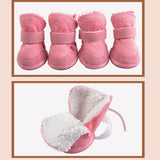 Pet Dog Puppy Sporty Shoes Boots