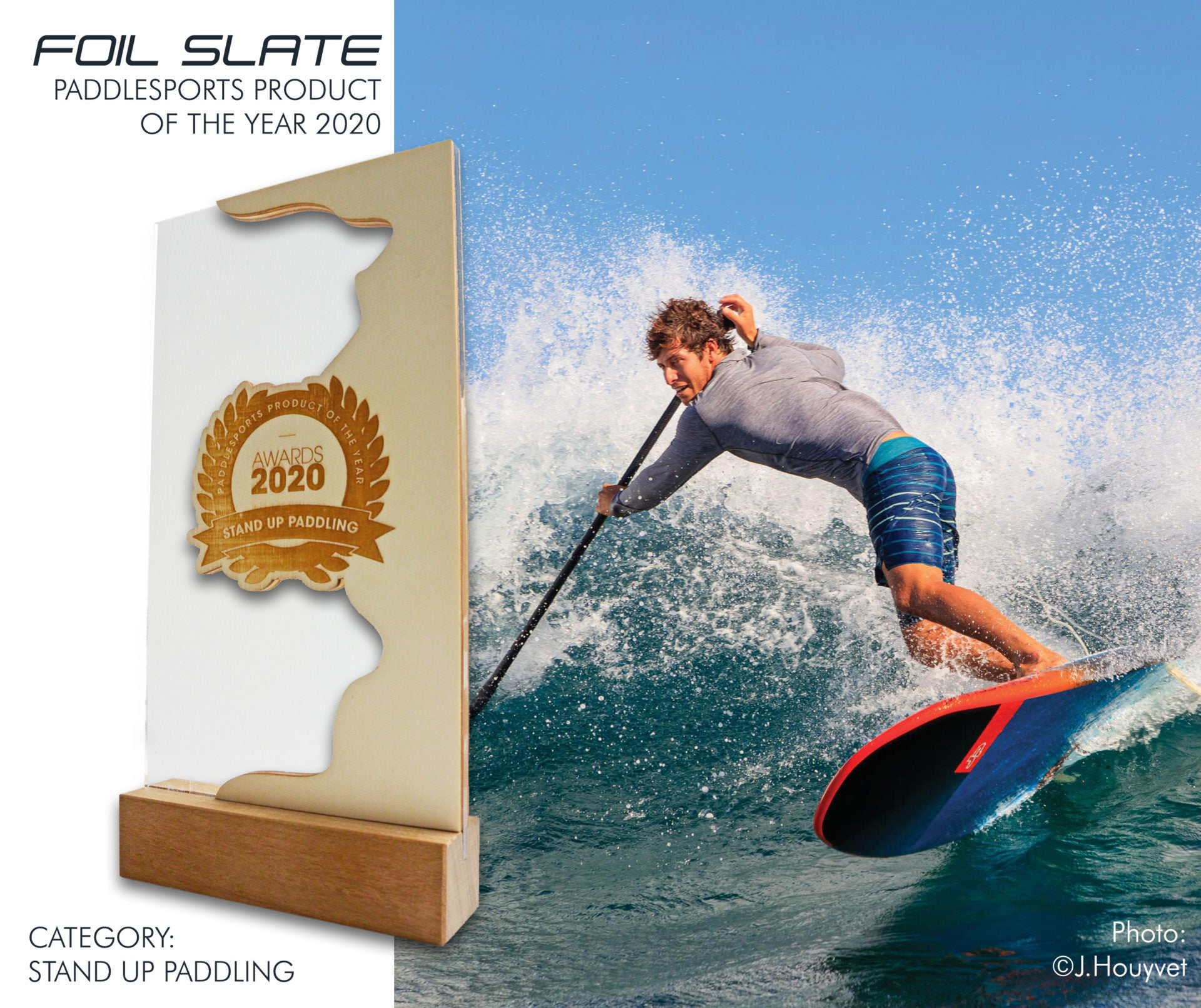 Product of the year JP Foil Slate