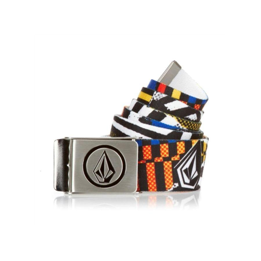 VOLCOM ASSORTMENT WEB BELT