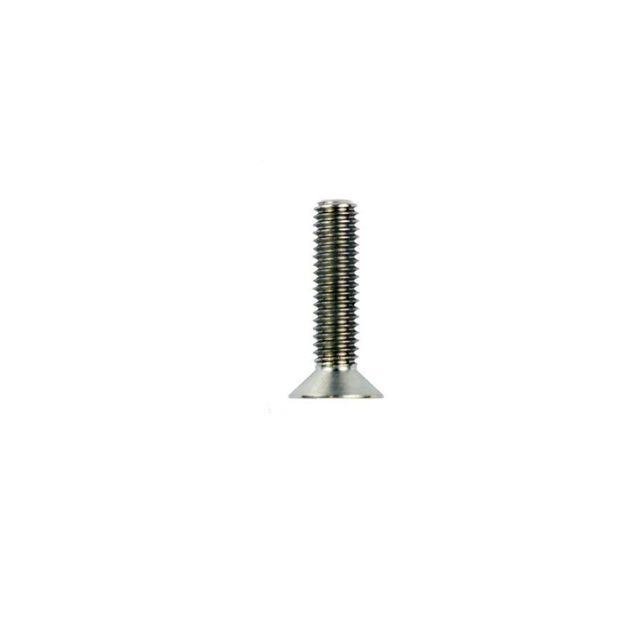 Slingshot Hover Glide Hardware: M6 X 25 MM Titanium Bolt (Tapered)