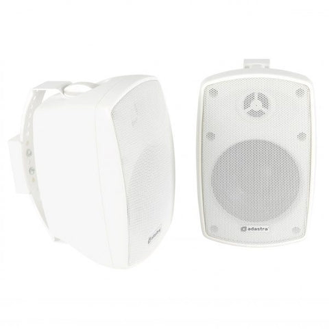 Adastra BH4-W  Stereo Backround Speakers Pair