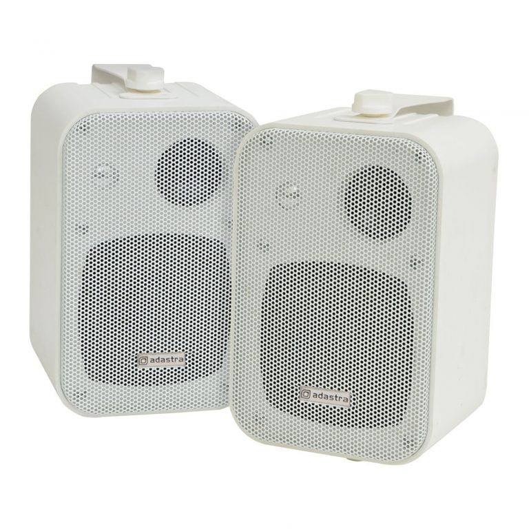 Adastra  B30V-W 100V Line Backround Speakers Pair