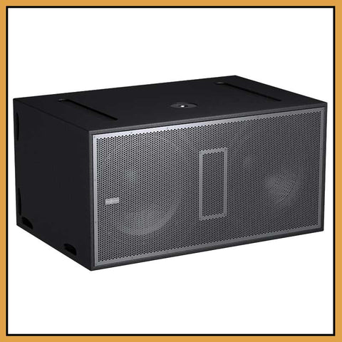 "Audiocenter SW218 Dual 18"" 2400W  Passive Sub (Single)"