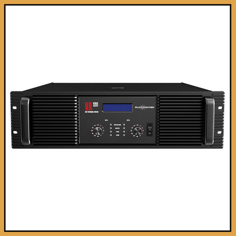 Audiocenter VA 1201 3600W Power Amplifier