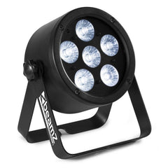 beamZ  BAC300 LED PAR 64 6x 8W 4in1 RGBW LEDS IR DMX