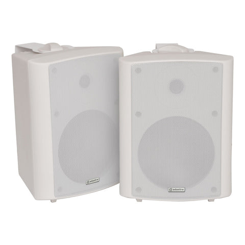Adastra BC6W – Pair Backround Speakers 6.5in White