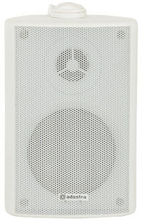 Adastra BP5V-W SERIES 100V WEATHERPROOF SPEAKERS 5in WHITE (Pair)