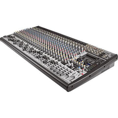 Behringer EURODESK SX3242FX Ultra-Low Noise Design 32-Input 4-Bus Studio/Live Mixer with XENYX Mic Preamplifiers, British EQs and Dual Multi-FX Processor