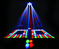 Chauvet Circus 2.0 IRC LED Light effect