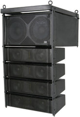 Citronic CLA-300 Active Line Array Speaker System X2 Left and Right side