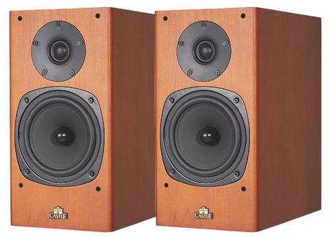 Castle Knight 1 Bookshelf Speakers (Pair)