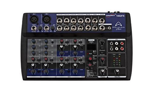 Wharfedale CONNECT 1002FX Mixer