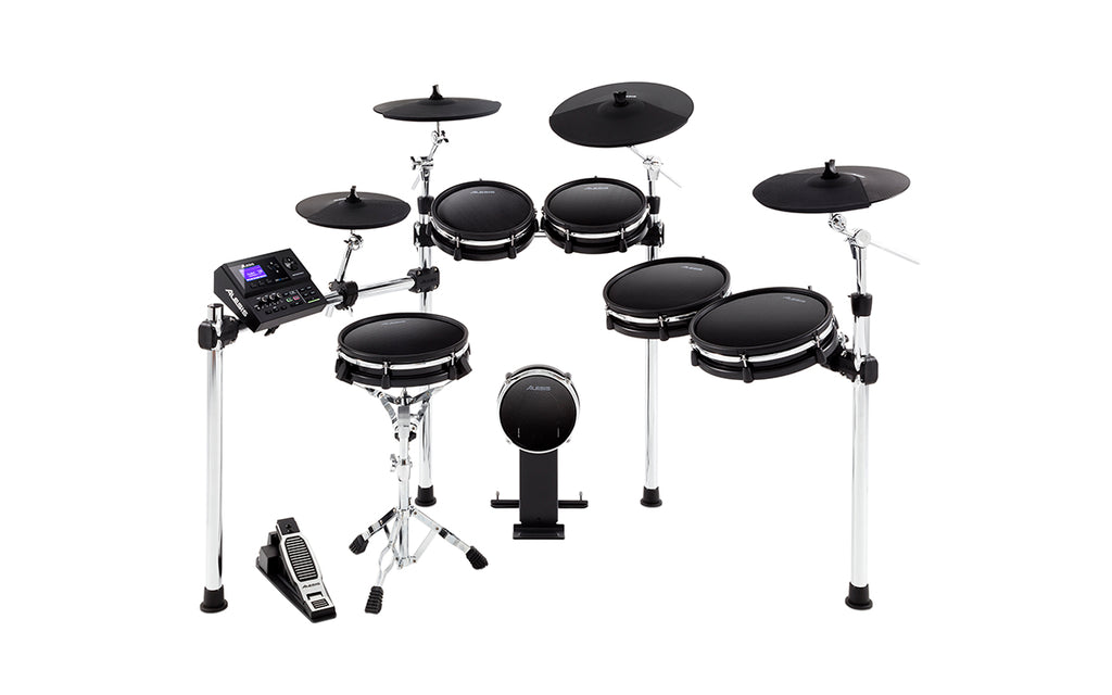 Alesis DM10 MKII PRO KIT Premium Ten-Piece Electronic Drum Kit with Mesh Heads