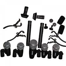 Hybrid DX7B 7PC Drum Mic Kit