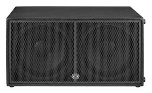 "Wharfedale DELTA 218B Double 18""  Passive Sub (Single)"