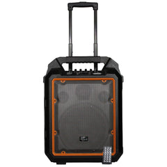 FCH10A Portable Speaker MP3/USB/SD/FM/BT 10in