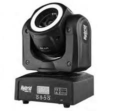 Hybrid HMH 12 Compact Moving Head with Ring Effect