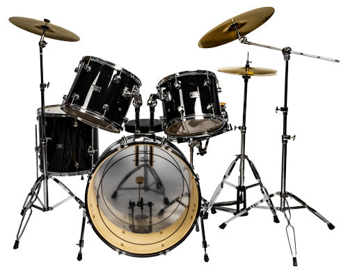 Hybrid MI HD5R Drum Kit