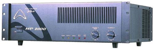 Wharfedale MP 2800 Stereo Power Amplifier Class-H with 1400W per channel in 4ohms