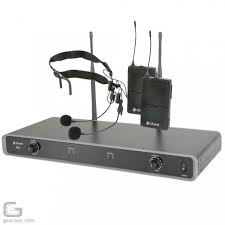 CHORD NU2-N - NU2 NECKBAND/LAPEL UHF WIRELESS SYSTEM