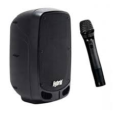 Hybrid PA8B 8inch Battery Powered Portable Speaker