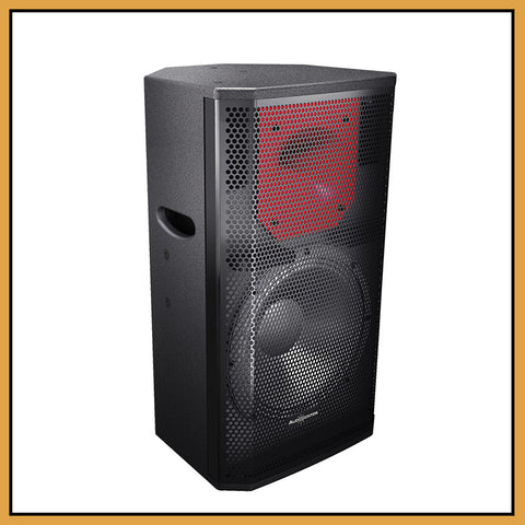 "Audiocenter PL310 10"" 2-Way 250W RMS Passive Speakers (Pair)"