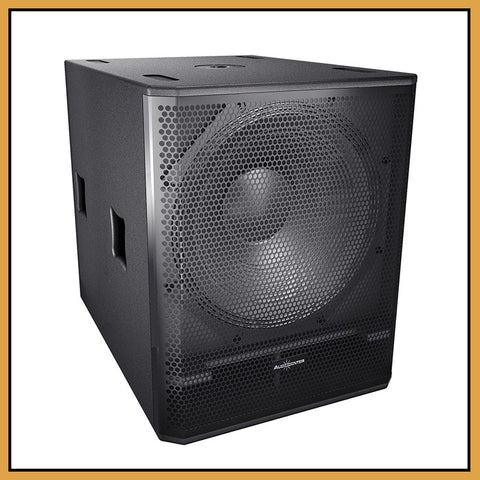 "Audiocenter PL3118 18"" 800W Passive Sub (Single)"