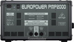 Behringer Europower PMP2000 800-Watt 14-Channel Powered Mixer with Multi-FX Processor