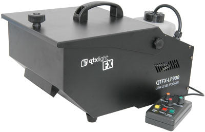 QTX QTFXLF900 Low Level Fogger Fog Machine