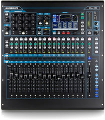 Allen & Heath QU-16C Digital Mixer For Live, Studio And Installation