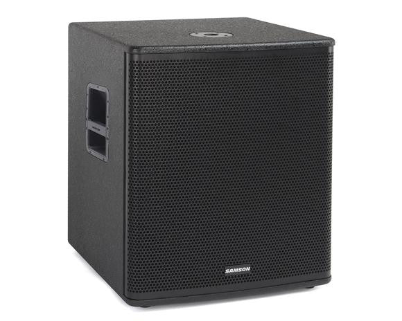 Samson RSX18A - 2000W Active Subwoofer (Single)