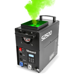 beamZ S2500	Smoke machine 2500W With 24x 10W LEDs