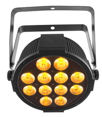 Chauvet SlimPAR Q12 USB Quad-Color RGBA 4W LED Wash Light