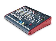 Allen & Heath ZED60-14FX USB Multipurpose Mixer with FX  for Live Sound and Recording