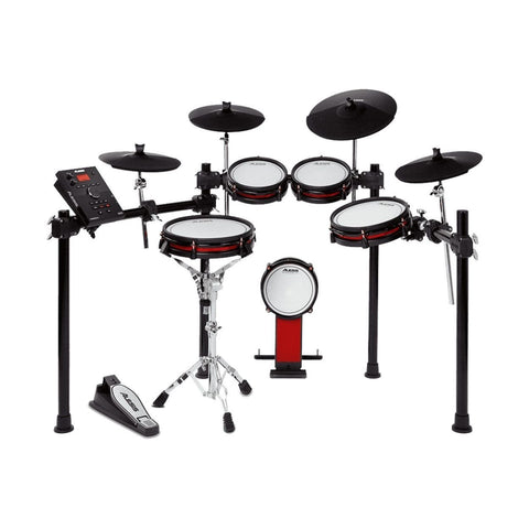 Alesis CRIMSON II KIT Special Edition Nine-Piece Electronic Drum Kit with Mesh Heads