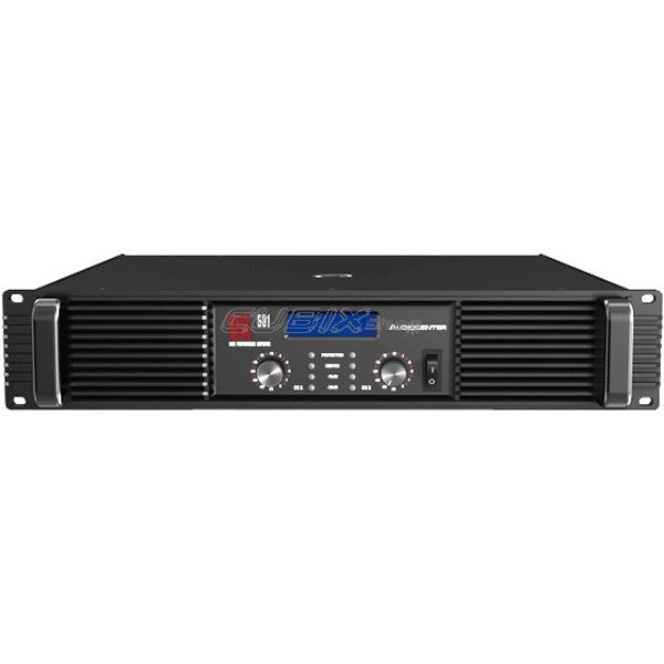 Audiocenter VA 601 1800W Power Amplifier