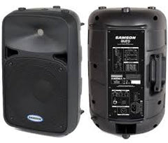 Samson PA System Package 3