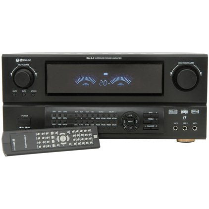 AV Link KA-5.1 SURROUND SOUND AMPLIFIER