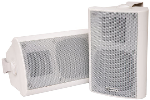 Adastra BC4A-W active speaker set - white