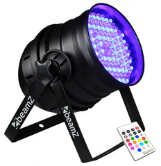 beamZ LED PAR 64, 180 X 10MM RGB IR DMX
